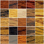 Rough Sawn Pine Furniture Custom Stain Selections