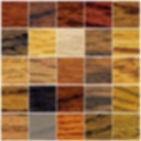 AMish Rough Sawn Pine Furniture Stain Colors