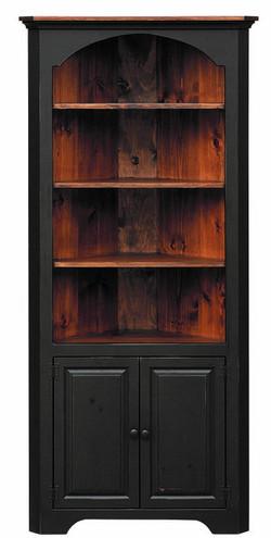 Montgomery Corner Cabinet