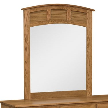 CURVED PANEL MIRROR