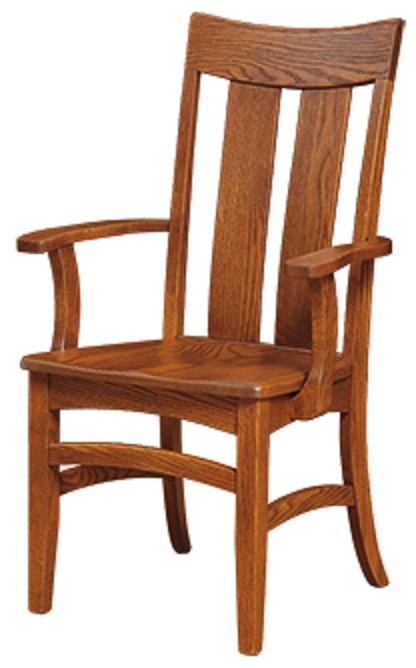 """Galveston Shaker"" Arm Chair"