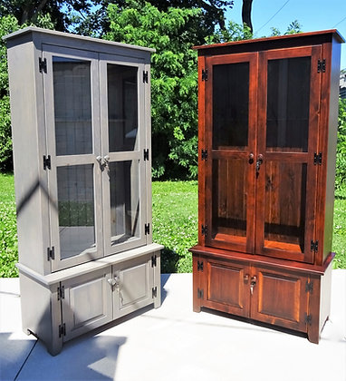 Safe and Sound Gun Cabinets  $495