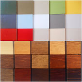 ReClaimed Barn Wood Furniture Finish Stain & Paint Colors