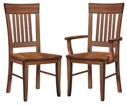 """Ottowa"" Side & Arm Chairs"