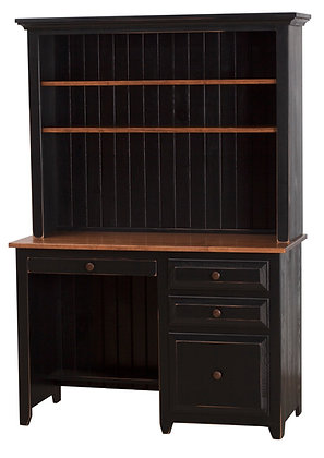 The Kenwick Village Desk With Hutch$635-$825
