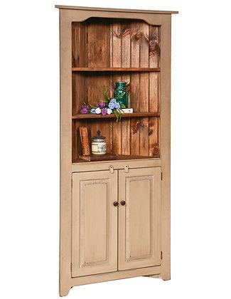 Warwick Shaker Corner Cabinet $370