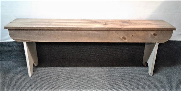 The Ronk's Farm Bench 4-8 feet long   $150-$190