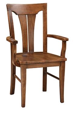 """Mallory"" Arm Chair"