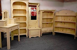 AMish Made Unfinished Pine Furniture West Chester PA