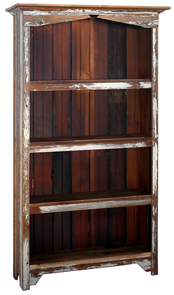 The StumpTown Double 6 Foot Bookcase $435
