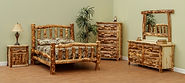 Log Furniture for every room