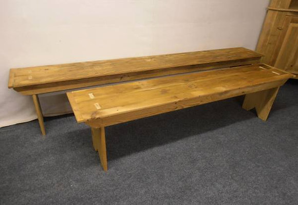 The Lewistown Bench