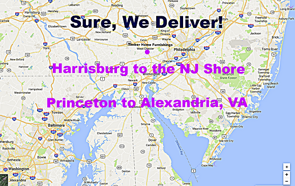 Yes, We Deliver !