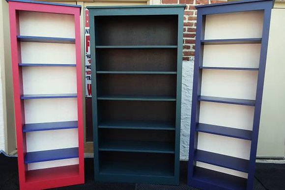 Sports Theme Bookcases