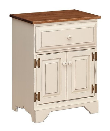 Witmer Two Door Night Stand $275
