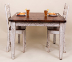 Pub Height Square Table