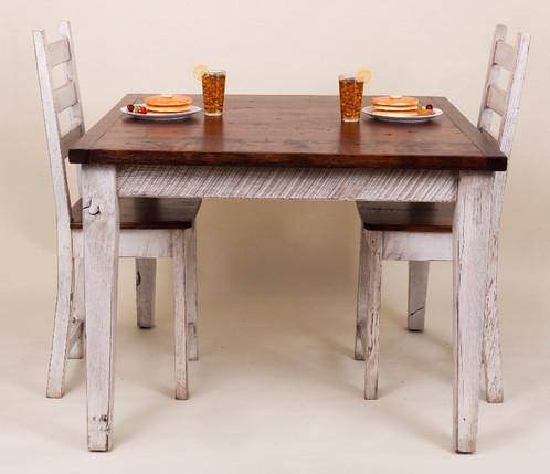Richard reclaimed oak pub table set 825 watchthetrailerfo
