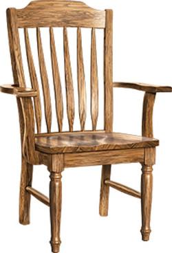 """""""Mohawk"""" Arm Chair"""