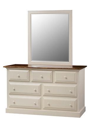 Buffington Dresser with Mirror $695