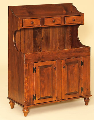 Lititz Three Drawer Dry Sink $640