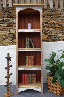 2' x 6' Pablo Fritz Bookcase