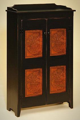 Emerson Two Door Pie Safe $375