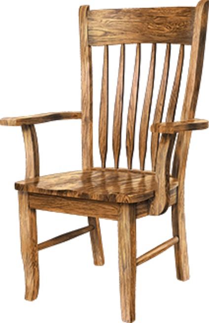 """Buckeye"" Arm Chair"