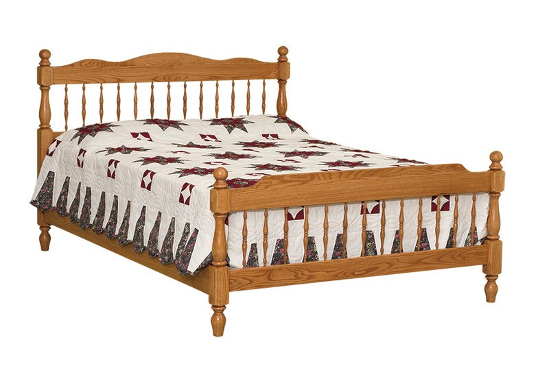 Eden Style Bed