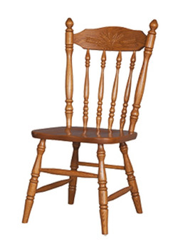 """""""Country Harvest"""" Side Chair"""
