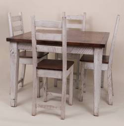 Pub Height Rectangle Table