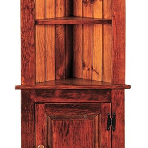 Clanton Corner Cabinet $275