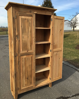 Lewistown Double Door Pantry $605 to $745