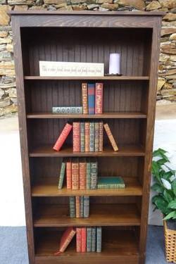 Goose Creek Bookcase