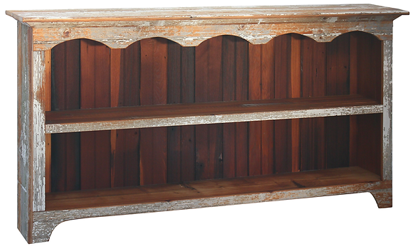 The Elstonville 5-1/2 Foot Wide Bookcase  $345