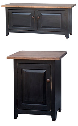Warwick Panel Coffee & End Tables  (Coffee Table $350(End Tables $245)