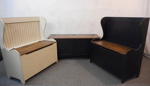 Wakefield Storage Bench