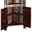 Thumbnail: The Cordell Corner Cabinet With or Without Glass  $340 + $375