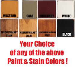 Lititz Collection Color Options