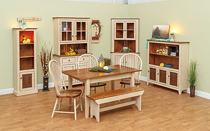 Timber Home Furnishings Lancaster County Rustic Pine Collection