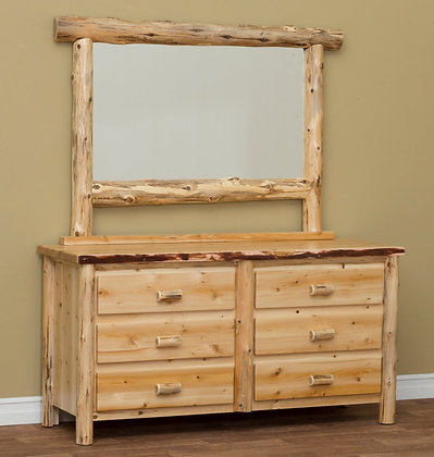 Sasha Six Drawer Dresser $995-$1,100
