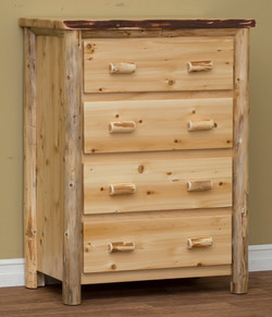 Four Drawer Chest in Classic