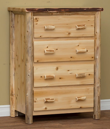 Foxy Four Drawer Chest $895