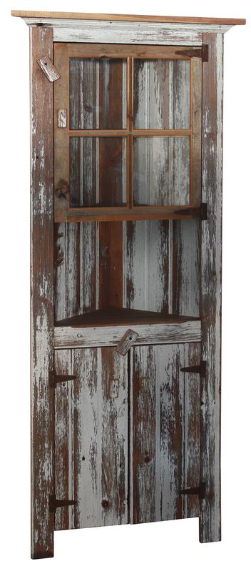 Cordell Corner Cabinet