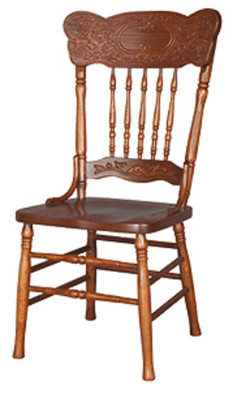 """""""Sunny Crest"""" Side Chair"""""""