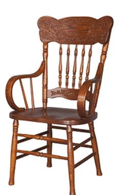 """""""Sunny Crest"""" Arm Chair"""