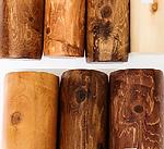 Finished Log Furniture