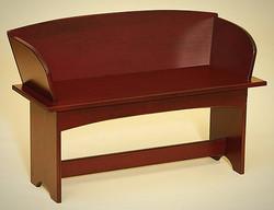 Woodchuck Bench
