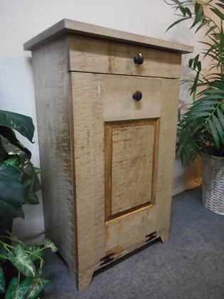 The Ronks Trash or Laundry Bin $205