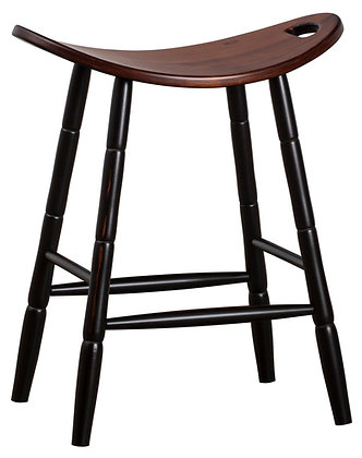 Warwick Saddle Stool  $170