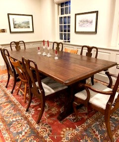 Lewistown Farm Table 4 -12 Feet Long $390 - $1270